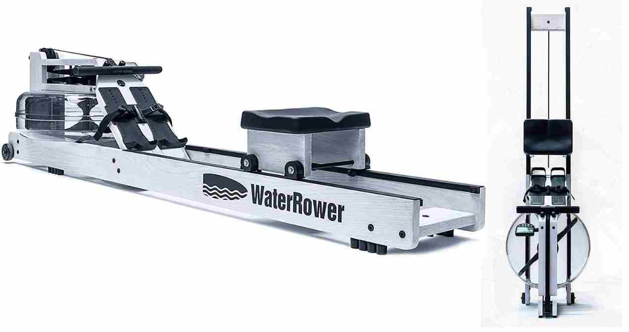 WaterRower Blanc Rowing Machine Review