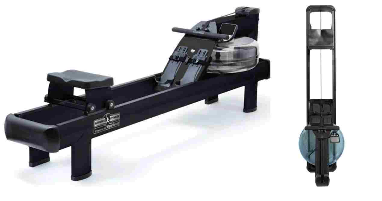 WaterRower Gronk M1 Rower Review