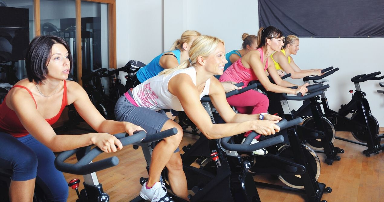 best spin bikes in the UK