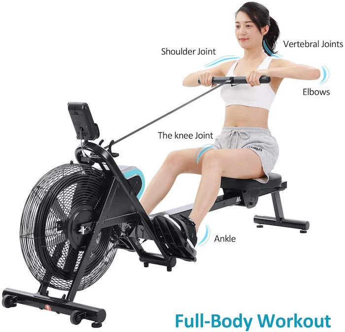 maxkare budget air rower