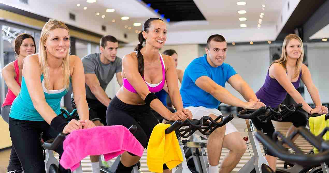 spin class preparation and tips